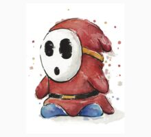 Shy Guy Watercolor T-Shirt
