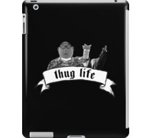 Thug muppets iPad Case/Skin