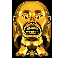 Golden Idol  Photographic Print