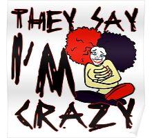 Crazy Poster