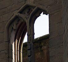 Broken window by Steve plowman