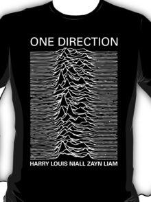 ONE DIRECTION X JOY DIVISION T-Shirt