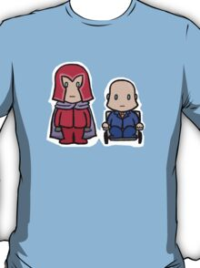 X-MEN - Magneto & Xavier T-Shirt