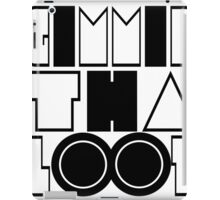 Gimmie Tha Loot [Hands Up] | OG Collection iPad Case/Skin