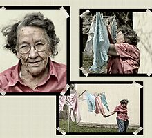 Laundry Day by Terry Doyle