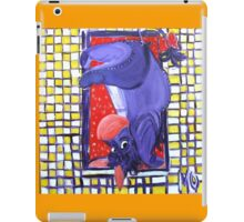 Upside Down Inside Out  iPad Case/Skin