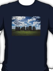What's the Meaning of Stonehenge?! T-Shirt