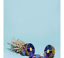 CD Pinapples by g66by