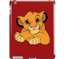 Simba iPad Case/Skin