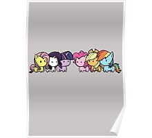 Pony Group Poster
