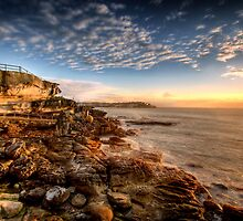 Bondi Sunrise by Christopher Chan