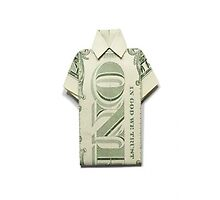 Dollar Shirt by g66by