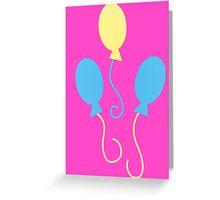 Pinkie Pie's Cutie Mark Greeting Card