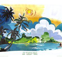 O'Tahiti Nui by Michael Lothian