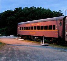 Dinner Train - Newport - Rhode Island © 2007 by Jack McCabe