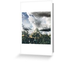 Matterhorn at Disneyland  Greeting Card