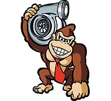 DK holding turbo Photographic Print