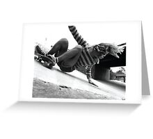 Lords of Dogtown Skater Greeting Card
