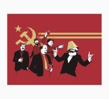 The Communist Party - Communism - Politics Kids Clothes