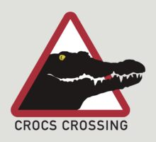 crocs crossing by popdesign