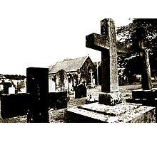 The Church of Saint Brelade Photographic Print