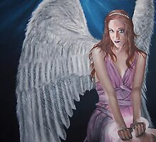 Imagine Angel by Linda Karman