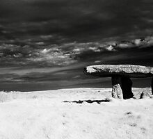 Lanyon Quoit by Mark Jones