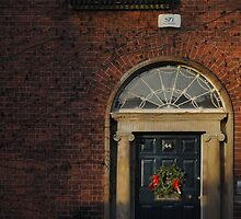 Dublin Door by sarahjl