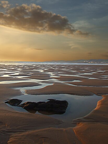 Tides out by Mark Langworthy