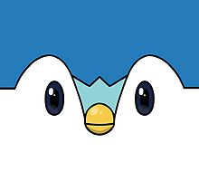 Piplup by Aloyssia
