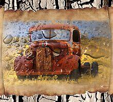 The Dead Rust Scrolls by rossco