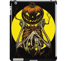 Autumn People 7: Pumpkin iPad Case/Skin