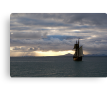 Seven Seas Canvas Print