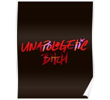 Unapologetic Poster