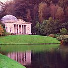 The Pantheon, Stourhead by RedHillDigital