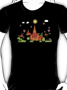 Temples in Cambodia T-Shirt