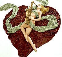 Deco Donna 02 by nixa