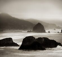 Cannon Beach by Aimee Stewart