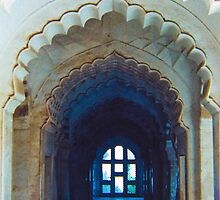 Mughal architecture by indiafrank