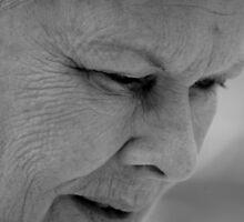 Dame Judi Dench by Tony Hadfield