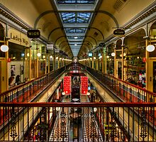 Adelaide Arcade HDR by Harry Dinnen