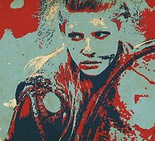 Lagertha Lothbrok by Bastards And  Broken Things