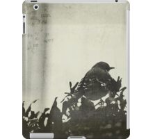 Sweet Disposition iPad Case/Skin