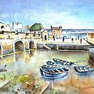 Essaouira Harbour 02 by Goodaboom