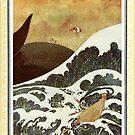 Edmund Dulac  - Sinbad the Sailor (1914) by Adam Asar