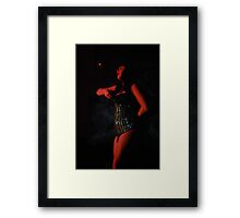 Sarah Lea Cheesecake Framed Print