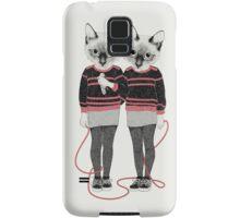 Siamese Twins Samsung Galaxy Case/Skin