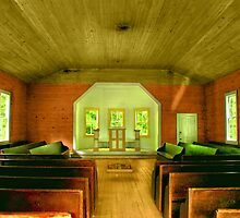 Little Church in the Woods by Lisa G. Putman