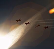Red Arrows by StanB