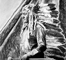 Sitting Bull by John Pollard